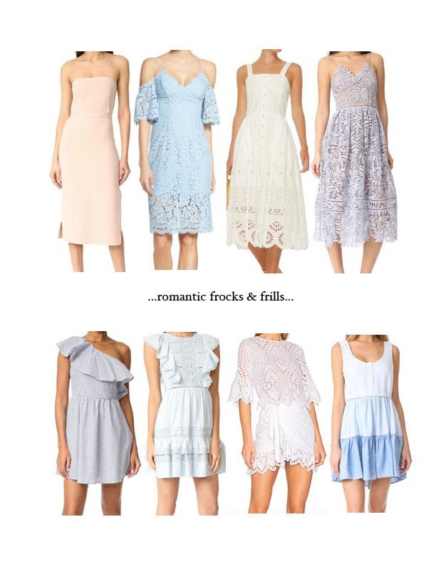 Fave Dresses for Spring 1