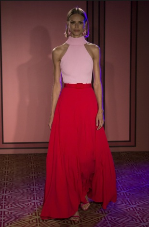Brandon Maxwell dress